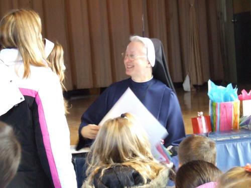 Our Lady of Lourdes School Principal Appreciation Day 2007